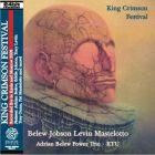 BELEW JOBSON LEVIN MASTELOTTO - King Crimson Festival: Live in Kazan / Moscow, RU 2008 (mini LP / CD)
