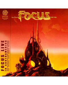 FOCUS - Live in Southamerica 2004 (mini LP / CD) SBD