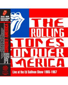 THE  ROLLING STONES - Conquer America: Live at CBS Studios  New York, NY 1964-1967 (mini LP / CD) SBD