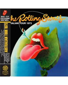 THE  ROLLING STONES - Australian Tour: Live in Perth / Sydney, AU 1973 (mini LP / CD) SBD