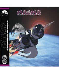 M4GMA - Concert Hippodrome du Pantin: Live in Paris, FR 1977 (mini LP / CD)