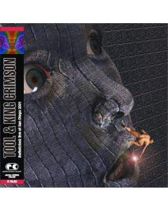 TOOL & KIN6 CRIM50N - refleKcted: Live in San Diego CA, 2001 (mini LP / CD)