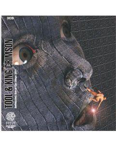 TOOL & KIN6 CRIM50N - refleKcted: Live in San Diego CA, 2001  (mini LP / 3x CD)
