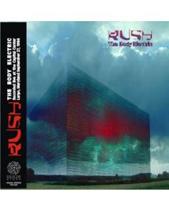RUSH - The Body Electric: Live in Largo MD, 1984 (mini LP / CD)