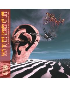 IRON BUTTERFLY - Back To The Garden Of Life: Live in San Francisco, CA 1995 (mini LP / CD)