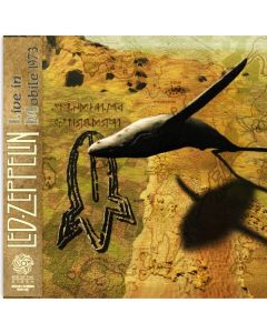 LED ZEPPELIN - Live in Mobile, AL 1973 (mini LP / 2x CD) SBD
