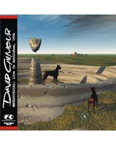DAVID GILMOUR - Metaphysical: Live in Bethlehem PA, 1984 (mini LP / CD)
