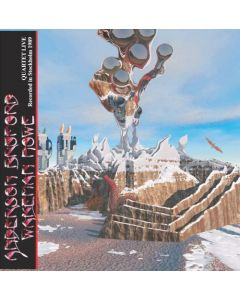 ANDERSON BRUFORD WAKEMAN HOWE - Live Quartet: Live in Stockholm SE, 1989 (mini LP / 2x CD)
