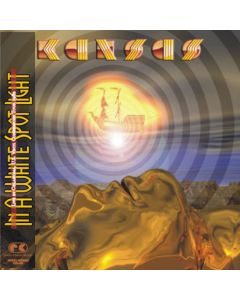 KANSAS - In A White Spot Light: Live in Norman OK, 1982 (mini LP / CD)