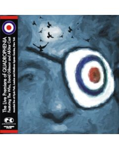 THE WHO & DAVID GILMOUR - Schizophonic: Live in London / New York, 1996 (mini LP / 2x CD)