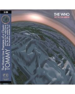 THE WHO - Go To The Mirror: Live in Amsterdan NL, 1969 (mini LP / 2x CD)