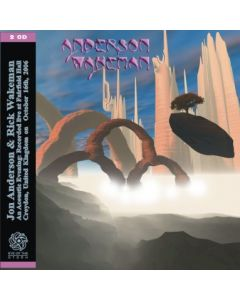 ANDERSON WAKEMAN - An Acoustic Evening: Live in Croydon UK, 2006 (mini LP / 2x CD)