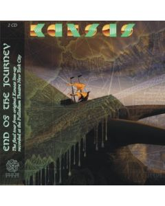 KANSAS - End Of The Journey: Live in New York NY, 1980 (mini LP / 2x CD)