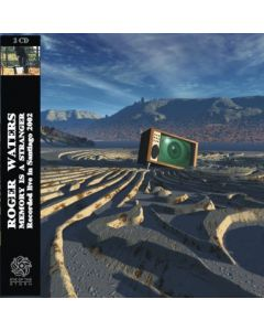 ROGER WATERS - Memory Is A Stranger: Live in Santiago CL, 2002 (mini LP / 2x CD)