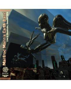 MANFRED MANN'S EARTHBAND - Live In Stockholm, SE 1974 (mini LP / CD) SBD