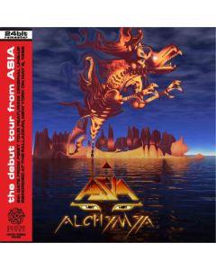 ASIA - Alchymya: Live in New York, NY 1982 (mini LP / CD)