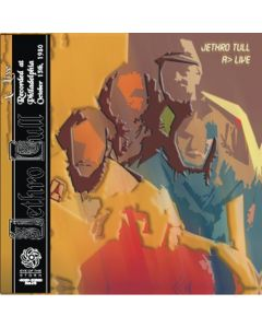 JETHRO TULL - A Live: Live in Philadelphia, PA 1980 (mini LP / CD) SBD