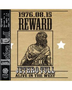 JETHRO TULL - Reward: Live in Los Angeles, CA 1975 (mini LP / CD) SBD