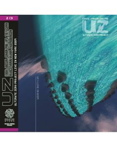 EDDIE JOBSON - Ultimate Zero Project: Live in New York, NY 2009 (mini LP / 2x CD)