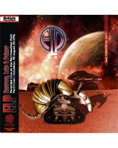 EMERSON LAKE & PALMER - Live at the Merriweather: Columbia, MD 1992 (mini LP / CD)