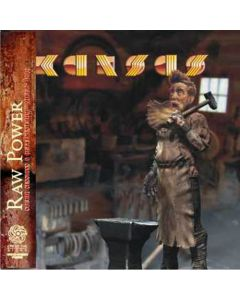 KANSAS - Raw Power: Studio demos & outtakes 1986 (mini LP / CD)