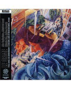 LE ORME - 40 Anni: Live in Rome, IT 2006 (mini LP / CD)