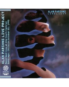 ALAN PARSONS - Limelight: Live in Santiago, CL 1995 (mini LP / 2x CD)