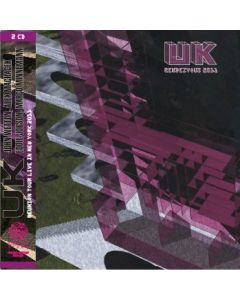 UK - Reunion Tour: Live in New York, NY 2011 (mini LP / 2x CD)