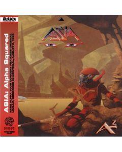 ASIA - Alpha Squared: Live in Quebec, CA 1983 (mini LP / CD)