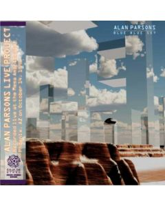 ALAN PARSONS - Blue Blue Sky: Live in Phoenix, AZ 1996 (mini LP / 2x CD)