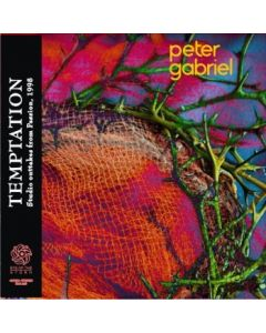PETER GABRIEL - Temptation: The Passion Outtakes 1989 (mini LP / CD)