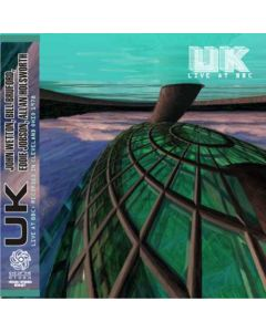 UK - Live at BBC: Live in Cleveland, OH 1978 (mini LP / CD) SBD