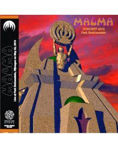 M4GMA - Concert Park Brakkenstein: Live in Nijmegen, NL 2010 (mini LP / CD) SBD