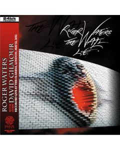 ROGER WATERS & DAVID GILMOUR - The Wall Live: London UK, 2011 (mini LP / 2x CD)