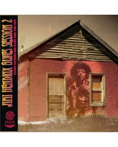 JIMI HENDRIX - Blues Session 2: Demos & outtakes 1968-1970 (mini LP / CD)