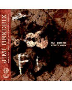 JIMI HENDRIX - Acoustic Album: home demos & studio sessions 1968-1970 (mini LP / CD)