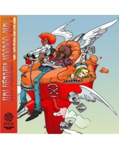 JIMI HENDRIX - Voodoo Jam Vol. 4: Studio Jams 1968-1970 (mini LP / CD)