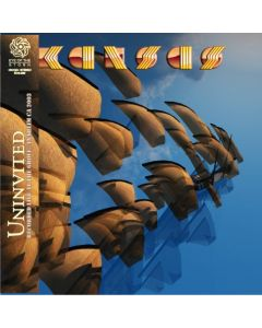 KANSAS - Uninvited: Live in Anaheim, CA 2003 (mini LP / CD)