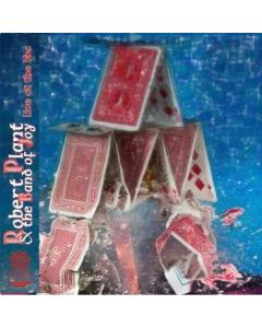 ROBERT PLANT'S BAND OF JOY - House of Cards: Live in London, UK 2010  (mini LP / 2x CD)