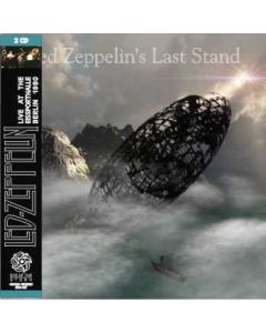 LED ZEPPELIN - Last Stand: Live in Berlin DE, 1980 (mini LP / 2x CD) SBD