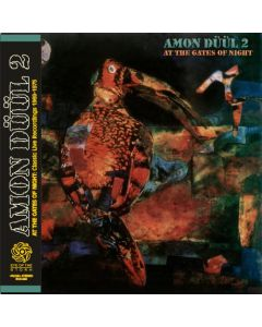 AMON DÜÜL II - At The Gates Of Night: Live Recordings 1969-1975 (mini LP / CD) SBD