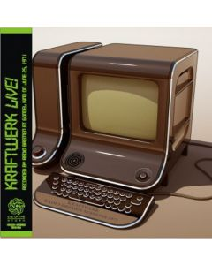 KRAFTWERK (with NEU!) - Radio Bremen Sessions: Live in Bremen, DE 1971 (mini LP / CD) SBD