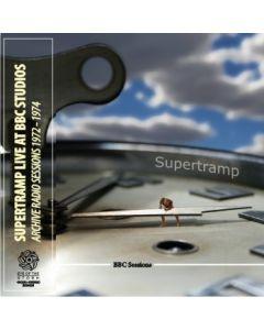 SUPERTRAMP - BBC Sessions Vol. 1: Live in London, UK 1972-1974 (mini LP / CD) SBD