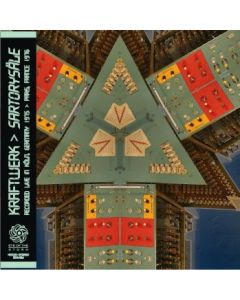 KRAFTWERK - Sartorysäle: Live in Köln, DE 1975 / Paris, FR 1976 (mini LP / CD) SBD