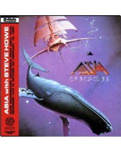ASIA - Aquarius: Live in Ontario, CA 1993 (mini LP / CD) SBD