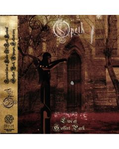 OPETH - Live at Goffert Park: Nijmegen NL, 2003 (mini LP / CD) SBD