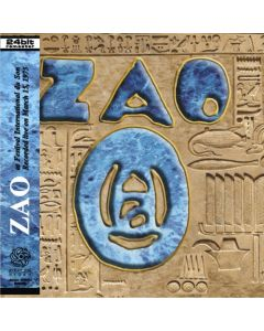 ZAO - At Fest du Son: Live in Paris, FR 1975 (mini LP / CD) SBD