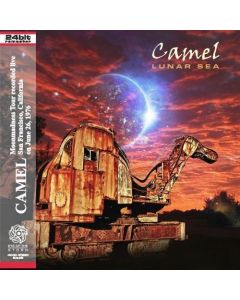CAMEL - Lunar Sea: Live in San Francisco, CA 1976 (mini LP / CD) SBD