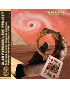 ALAN PARSONS - Dreamscape: Live in Hamburg, DE 1994 (mini LP / 2x CD)