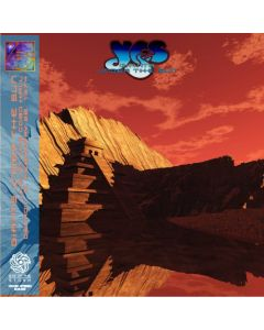 YES - Giants Under The Sun: Live in Detroit MI, 1974 (mini LP / 2x CD)